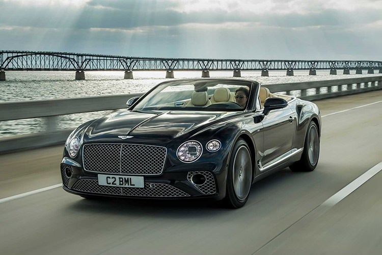 Bentley Continental GT V8 / بنتلی کنتیننتال جی تی