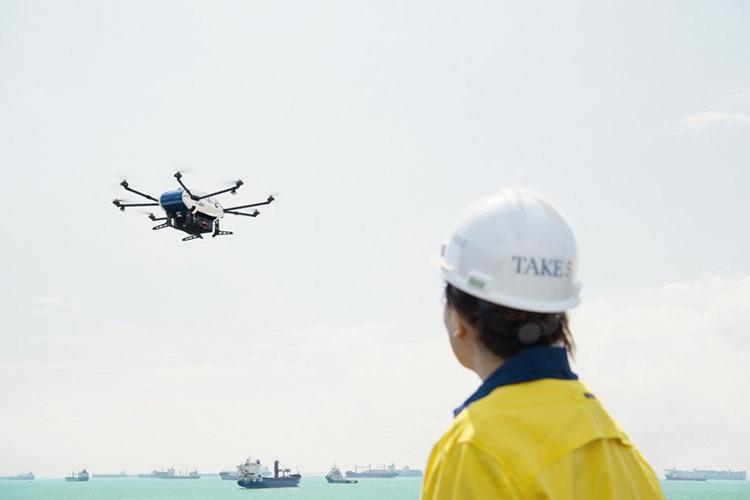 Airbus Skyways drone / پهپاد خودران ایرباس
