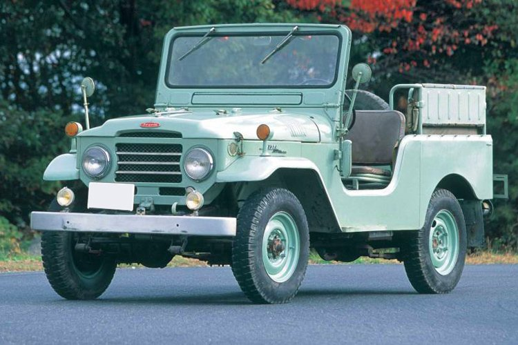 Toyota Land Cruiser  1960