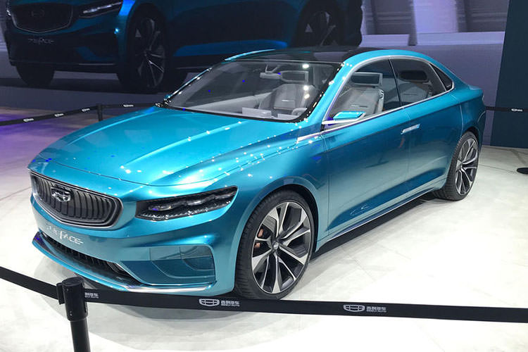 geely preface concept / مفهومی جیلی