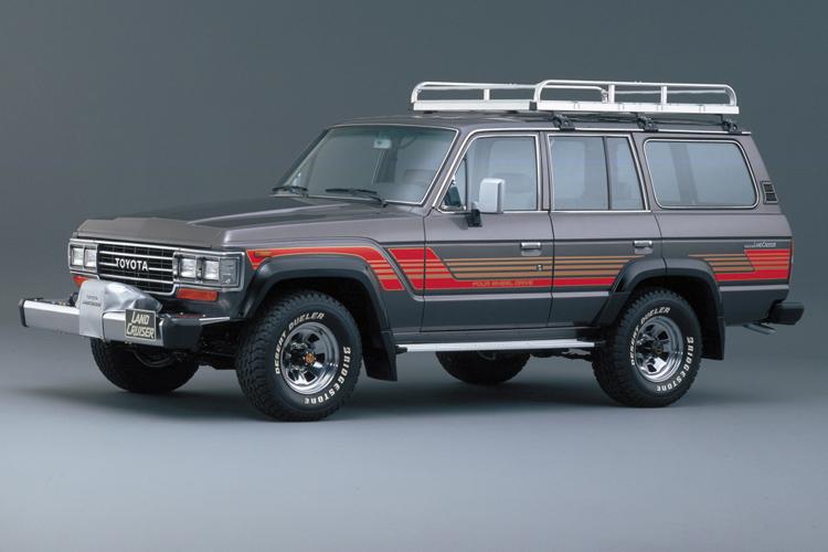 Land Cruiser  1987