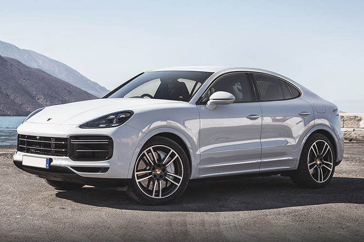 Cayenne coupe render