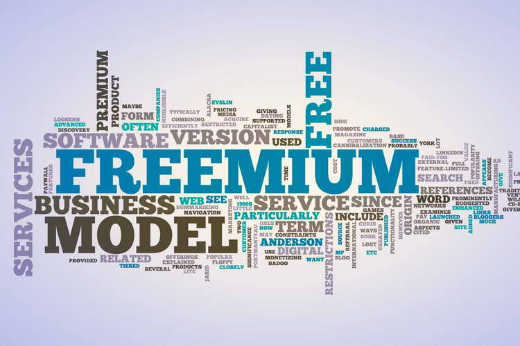 Offer freemium