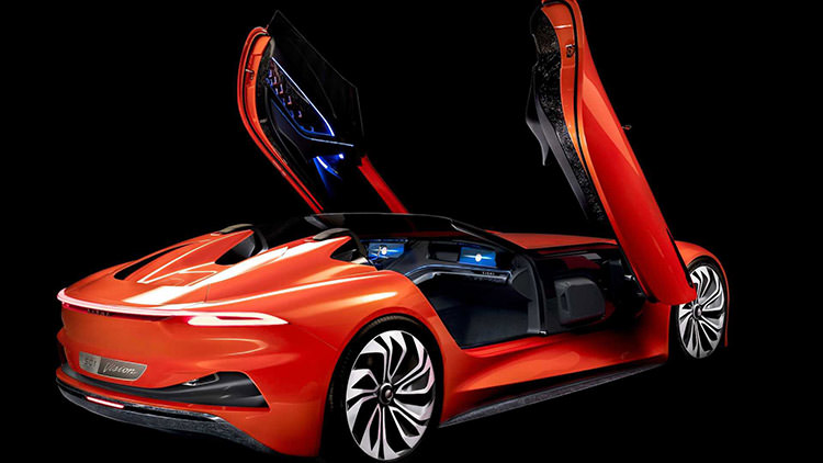 Karma SC1 Vision Concept / کارما <a class='tagColor' href='/Tags/Archive/مفهومی'>مفهومی</a> ویژن