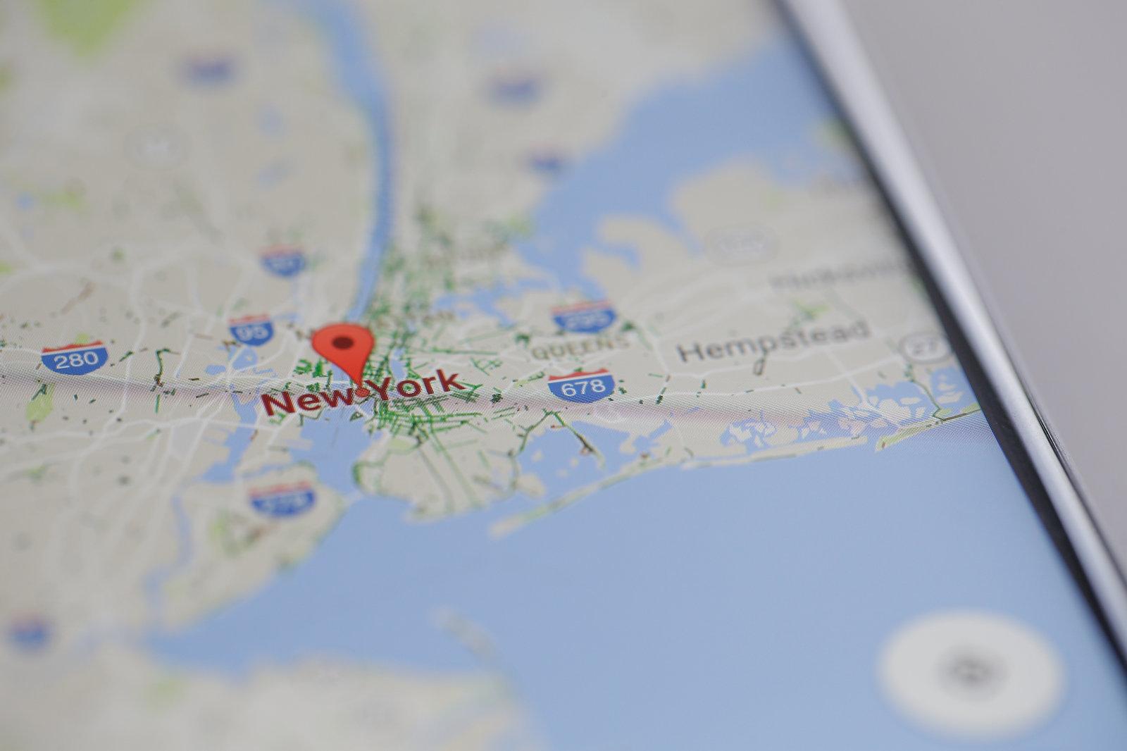 درخواست پلیس برای دادههای موقعیت مکانی از گوگل افزایش یافته است
