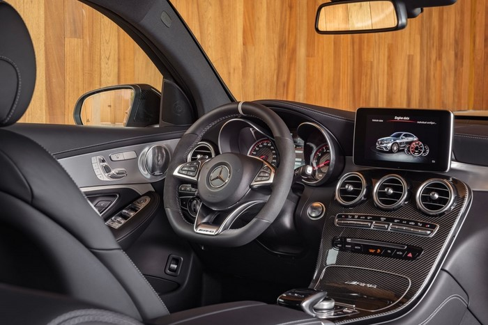 Mercedes benz AMG GT T Coupe