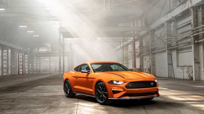 2020 Ford Mustang High Perf Package