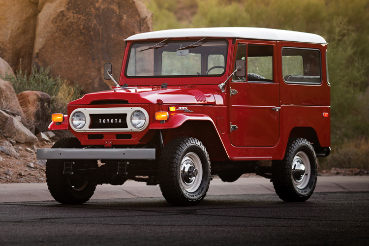 Toyota Land Cruiser  1970