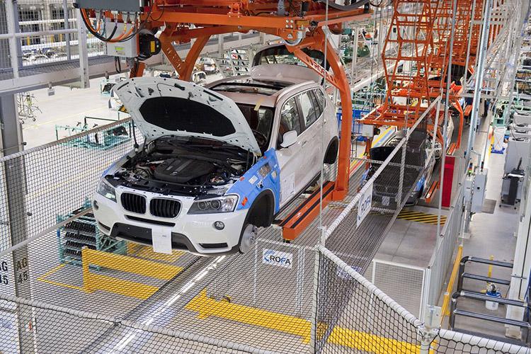کارخانه بی ام و / BMW Factory