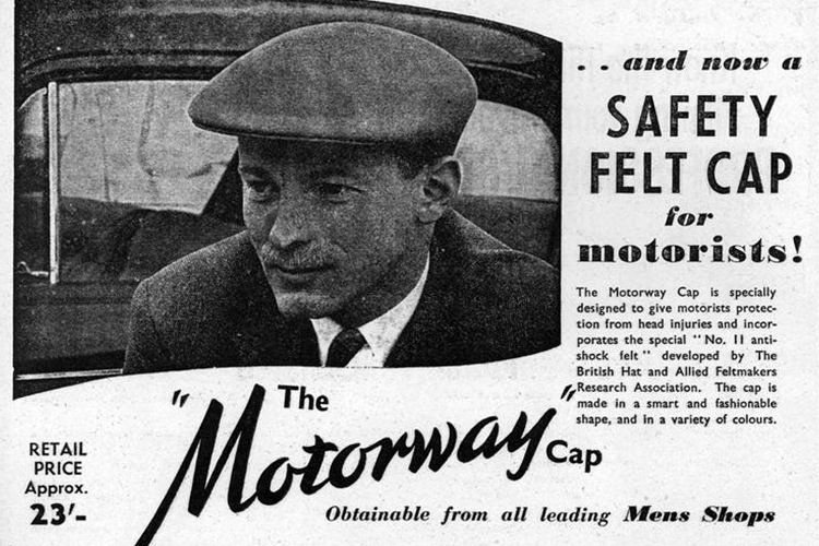 Felt safety cap