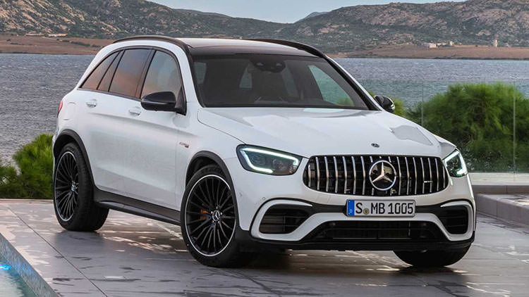 Mercedes-Benz GLC / مرسدس بنز