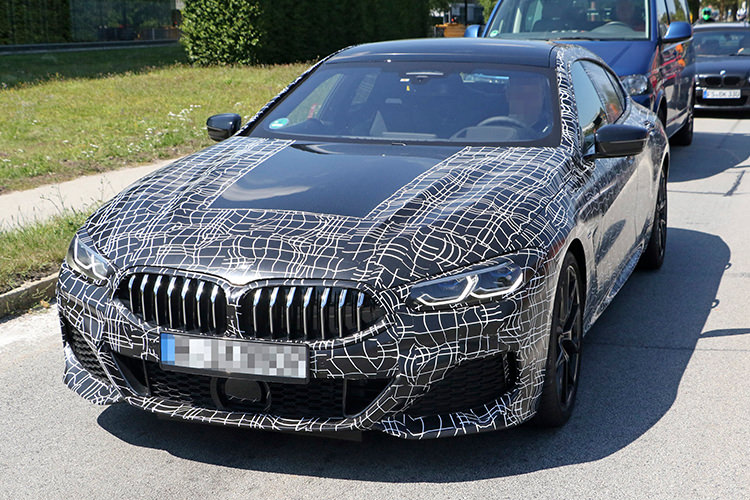 2020 BMW 8 Series Gran Coupe