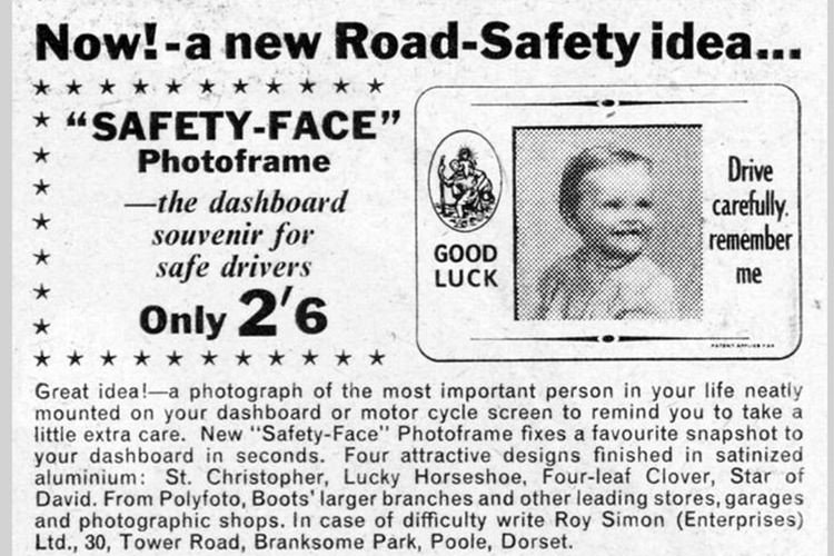 Safety-Face photoframe