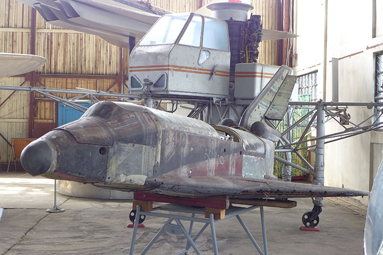 BOR-5 Buran Analogue