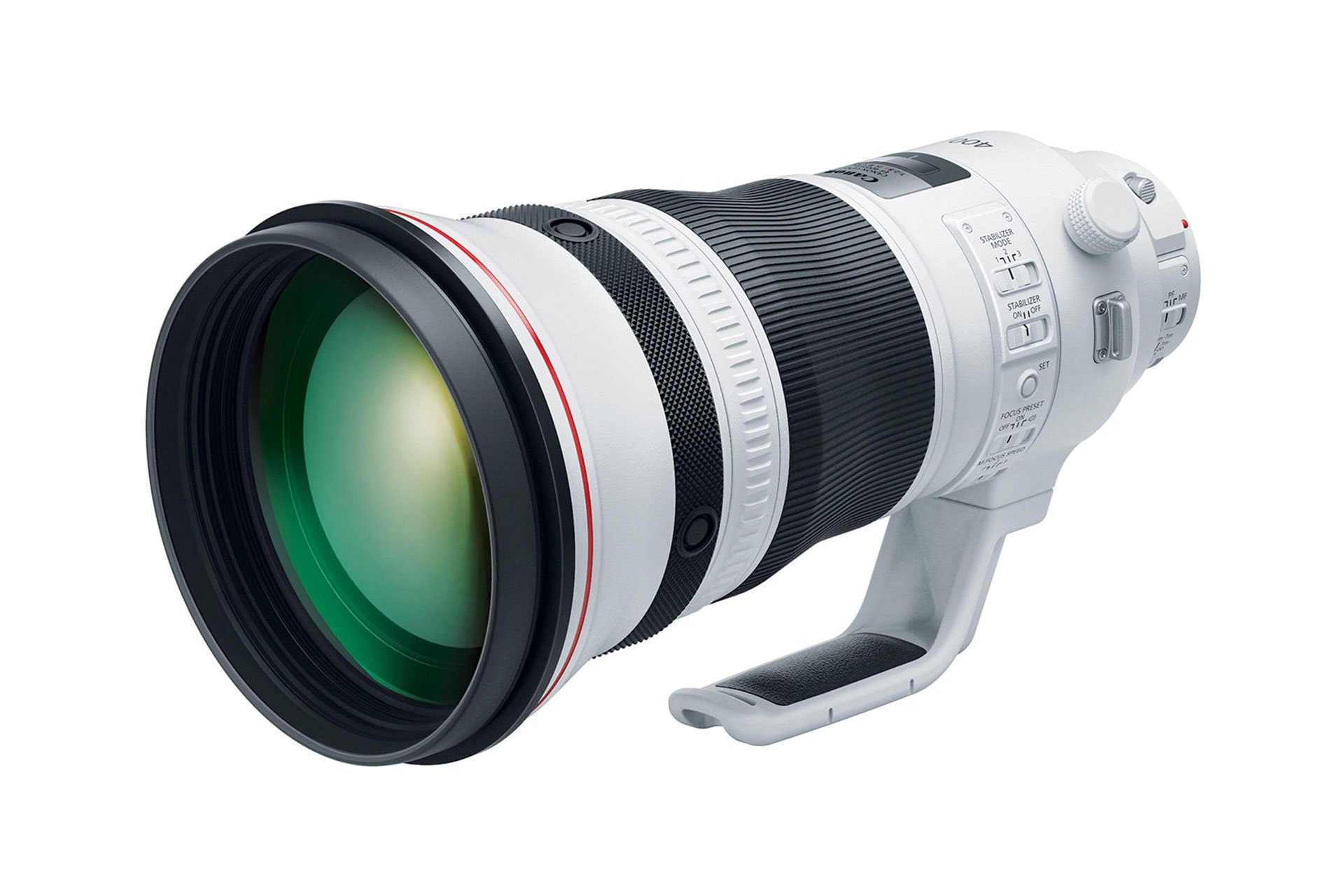 Canon EF 400mm F2.8L IS III USM