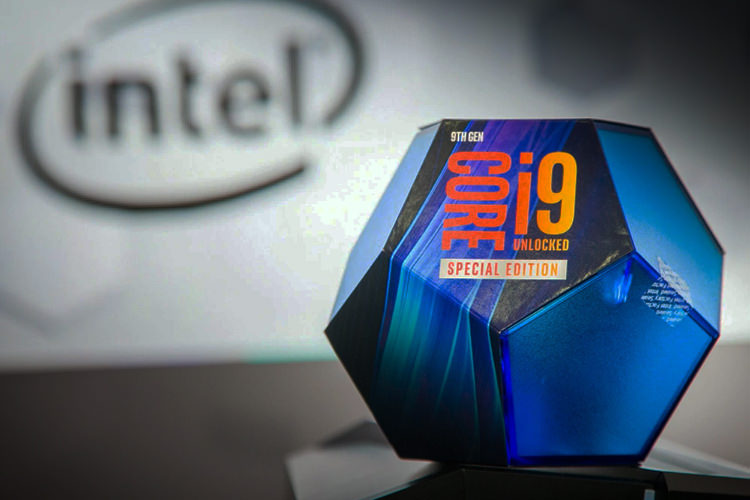 پردازنده intel Core i9-9900KS