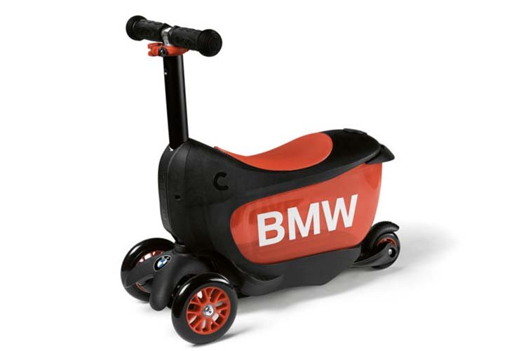 BMW E-Scooter / اسکوتر برقی بی ام و