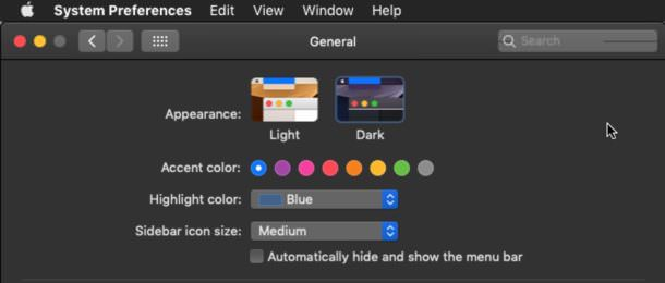 mojave colors
