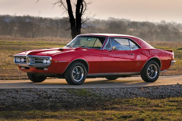 Pontiac Firebird 1967