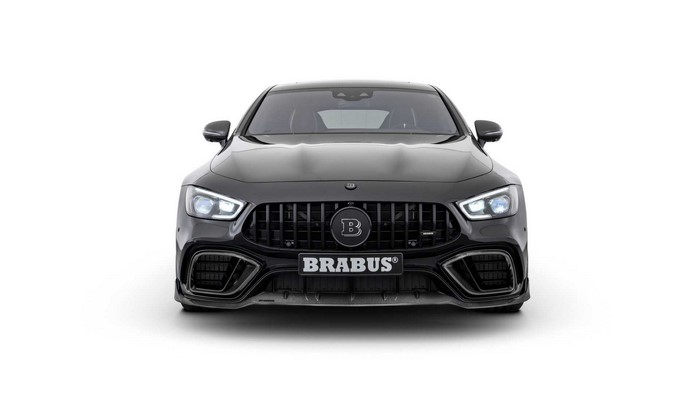 Mercedes-AMG GT63 S By Brabus