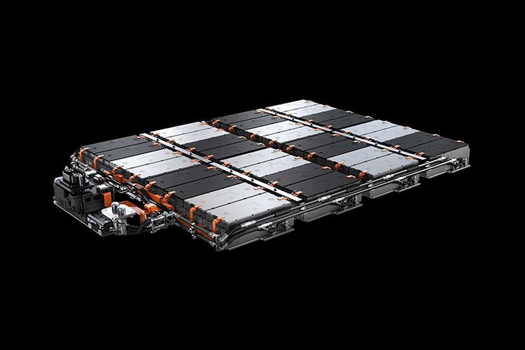 electric car battery / باتری خودروی الکتریکی