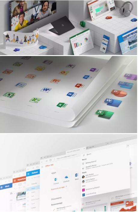 فلوئنت دیزاین / Fluent Design