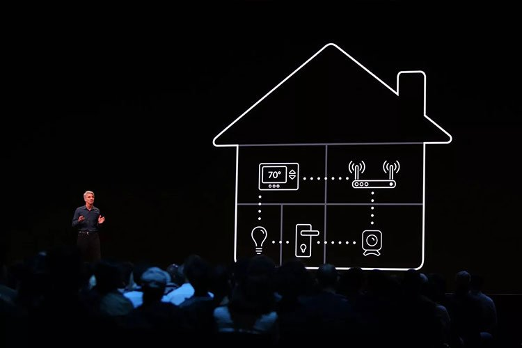 HomeKit Home Sensors Routing