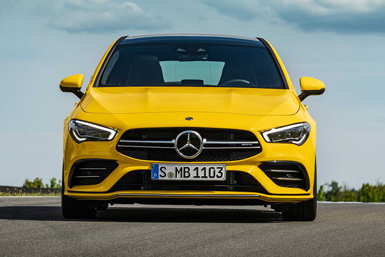 Mercedes-AMG CLA 35 Shooting Brake / مرسدس بنز CLA 35 شوتینگ بریک