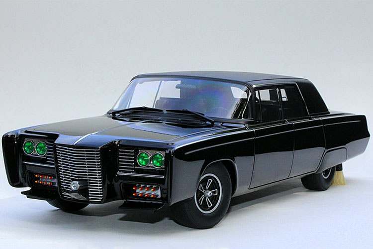 Black Beauty The Green Hornet