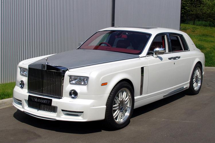 Mansory Rolls-Royce Phantom Mansory