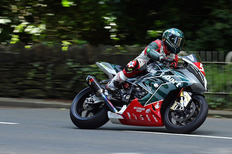 Isle of Man TT Superbike