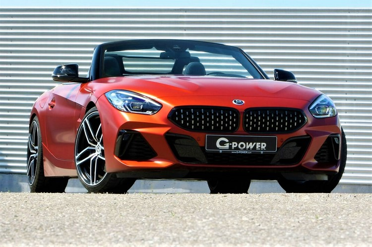 g power bmw z4 m40i