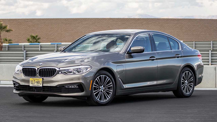BMW 530e iPerformance /  بی ام و
