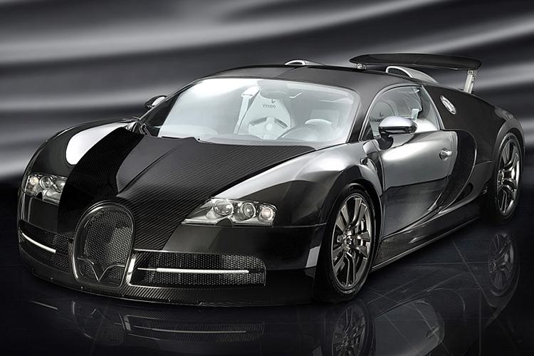 "Mansory Bugatti Veyron ""Linea Vincero"