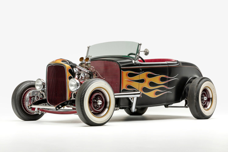Ford Flathead Roadster