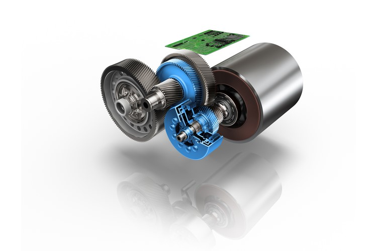 ZF two-speed transmission