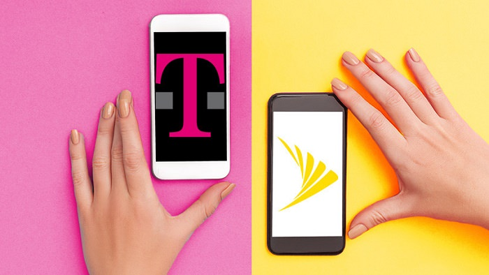 T-mobile & Sprint