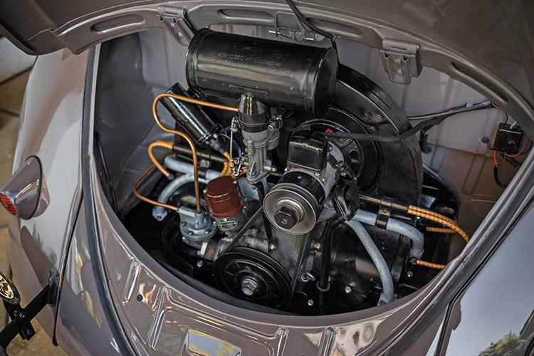 beetle engine 1949