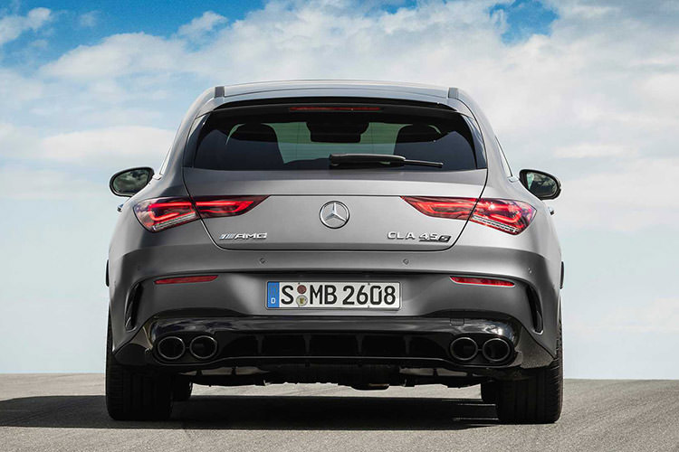 Mercedes-AMG CLA 45 Shooting Brake / مرسدس بنز CLA شوتینگ بریک
