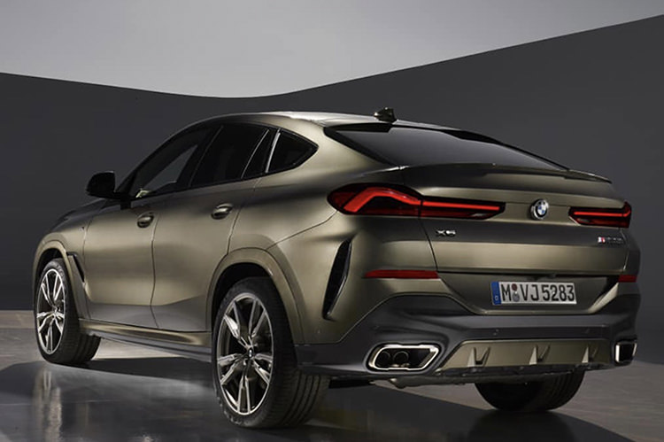 BMW X6 G06‌ / <a class='tagColor' href='/Tags/Archive/بی ام و'>بی ام و</a> ایکس 6