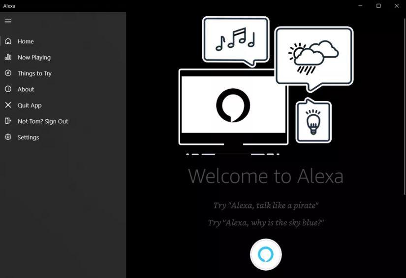 الکسا آمازون / Amazon Alexa