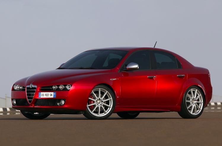 Alfa Romeo 159 تاریخچه برند آلفارومئو
