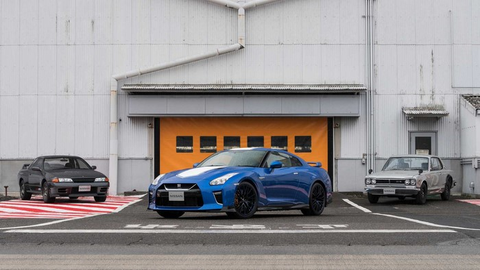 2020 Nissan GT-R 50th Anniversary Edition