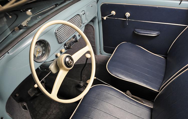 beetle interior