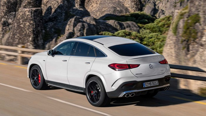 Mercedes-AMG GLE 53 Coupe (2019)