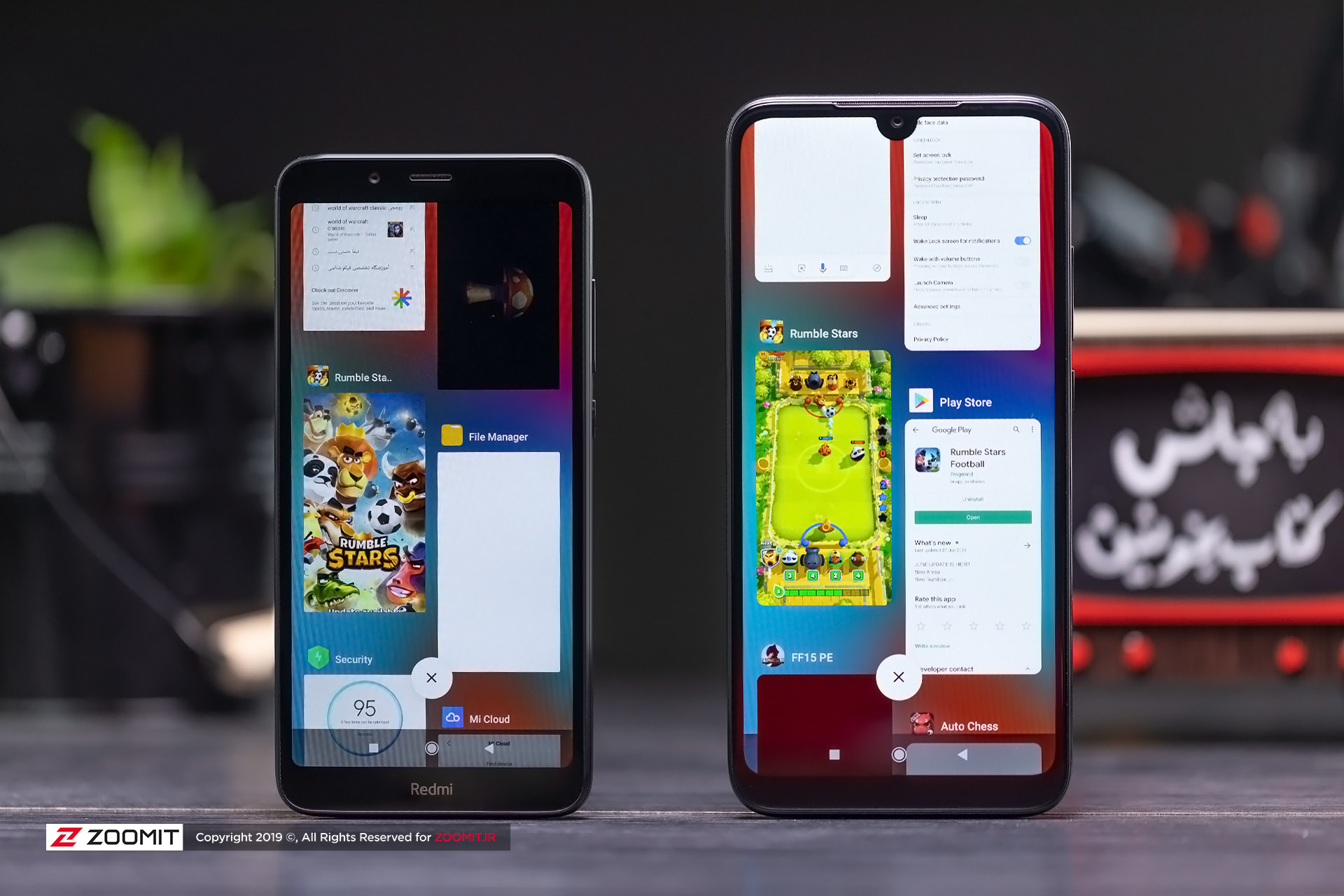 ردمی ۷ و ردمی ۷ ای شیائومی / xiaomi redmi 7 and redmi 7a
