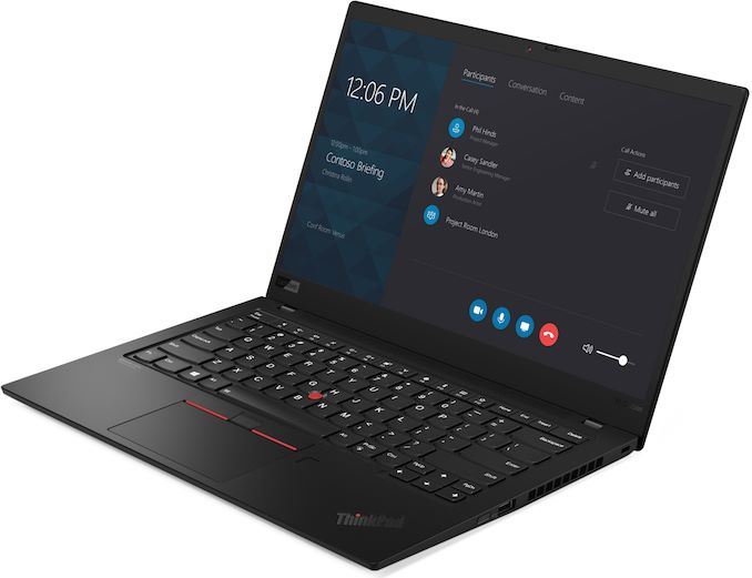 لپ‌تاپ ThinkPad X1 Carbon لنوو