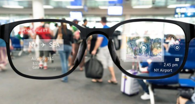 facebook and ray-ban new AR glasses