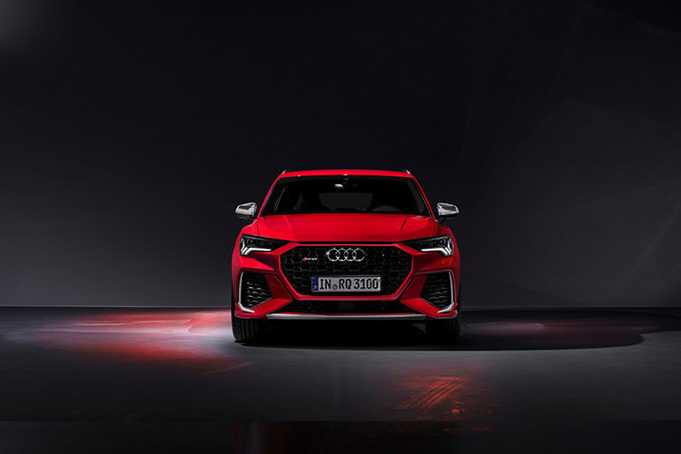 Audi RS Q3 / <a class='tagColor' href='/Tags/Archive/آئودی'>آئودی</a> آر اس کیو3