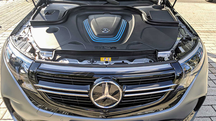 Mercedes-Benz EQC / مرسدس بنز